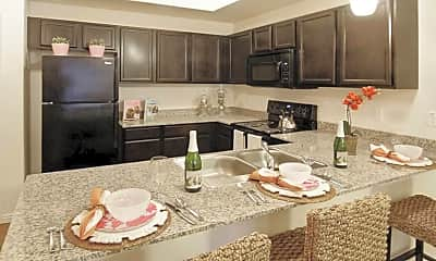 Kitchen, Viewpointe, 1