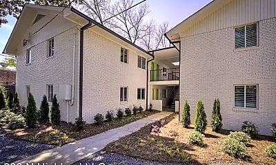 Building, 880 North Highland Avenue Northeast, 0