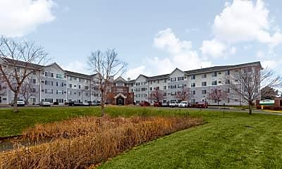 Building, Banfill Crossing Senior Apartments, 0