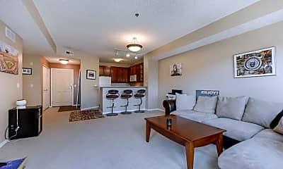 Living Room, 615 N 1st St 300, 0