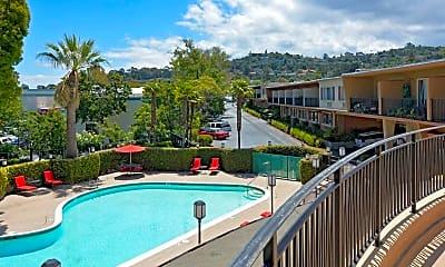 View, The Villa At San Mateo, 0