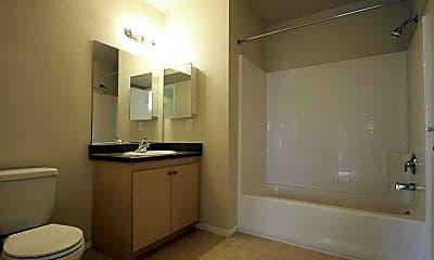 Bathroom, Park Palace Apartments, 2