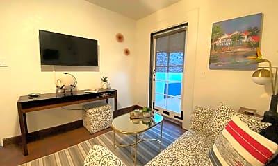 Living Room, 2292 1/2 Congress St, 1
