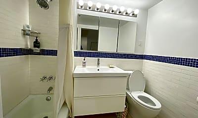 Bathroom, 67 E 11th St, 2