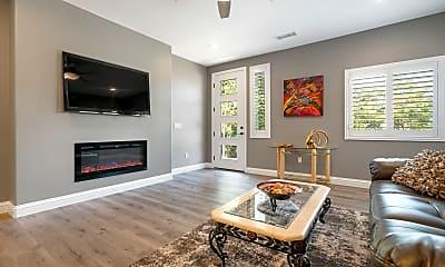 Living Room, Hawarden Drive, 1