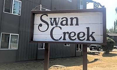 Swan Creek, 1