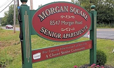 Morgan Square Senior Apartments, 1