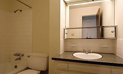 Bathroom, Briar Hill Apartments, 2