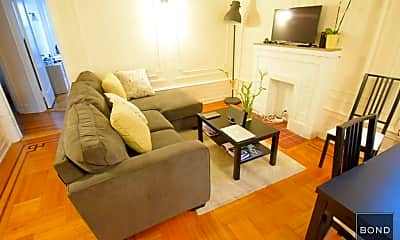 Living Room, 245 E 5th St, 1