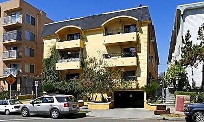 Building, 439 S Hobart Blvd, 0