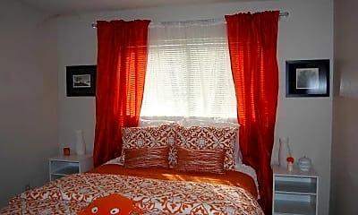 Bedroom, Alpine Gardens, 2