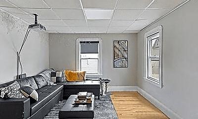Living Room, 14 Staples Ave, 2