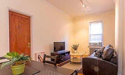 Living Room, 404 E 61st St, 0