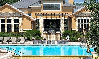 Pool, Silverado at Brushy Creek, 0