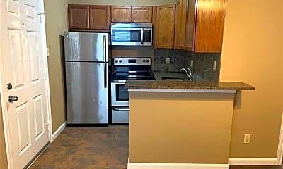 Kitchen, 9803 Walnut St 302, 1