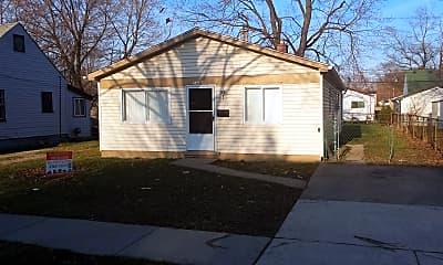 Building, 23204 Columbus Ave, 0