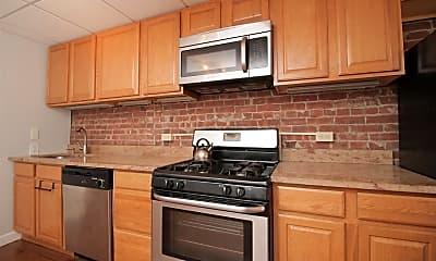 Kitchen, 329 Grand St 1, 1