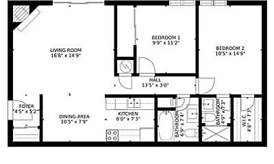 Building, 1510 Spyglass Hill NE, 2