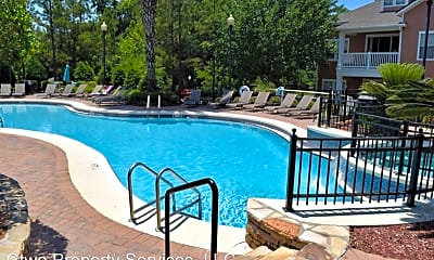 Pool, 2801 Chancellorsville Drive Unit # 434, 1