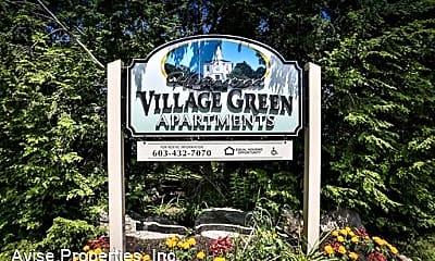 Community Signage, 52 Village Green Rd, 0