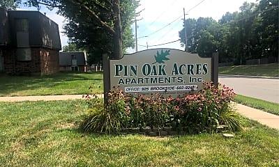 Pin Oak Acres Apartments, 1