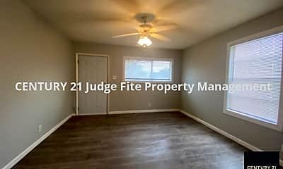 Living Area, 616 Park Lane, 1
