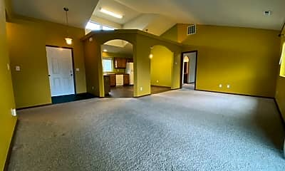Living Room, 7819 N Maple St, 1