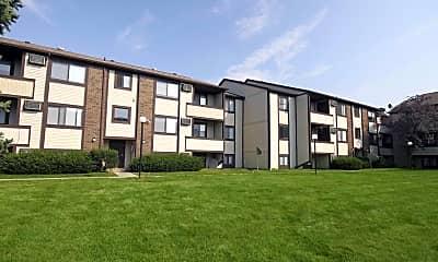 Building, Heathbriar Apartments, 0