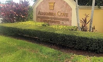 Alhambra Cove Apartments, 1