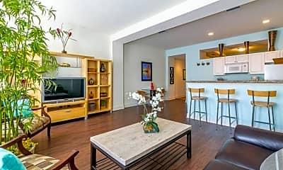 Living Room, 150 SE 3rd Ave 524, 1