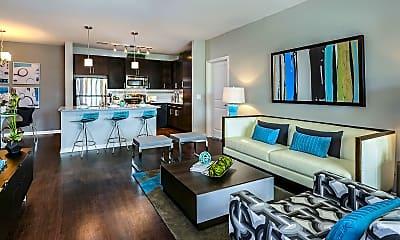 Living Room, Epic at Gateway, 1