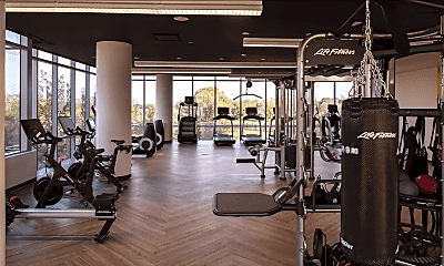 Fitness Weight Room, 709 W Montrose Ave, 2