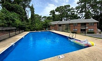 Pool, 512 Lake Forest Blvd 218E, 2