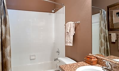 Bathroom, Monthaven Park, 2