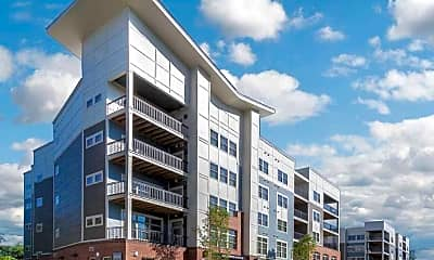 Building, Cedar Flats, 1