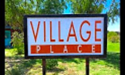 Community Signage, 1220 Adams Ave, 2