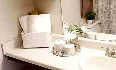 Bathroom, Dover Pointe, 2