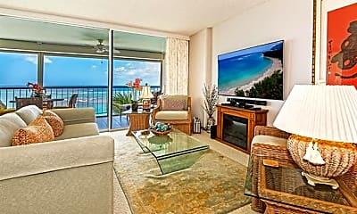 Living Room, 2877 Kalakaua Ave 201, 1