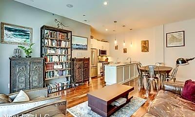 Living Room, 4012 Edmunds St NW, 0