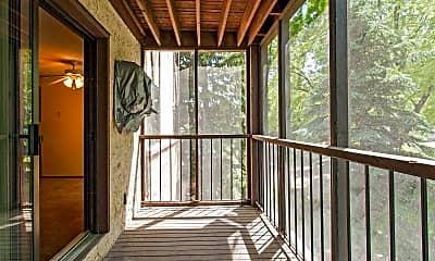 Patio / Deck, Valley Creek West, 2