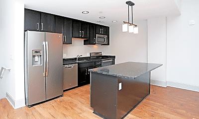 Kitchen, 10 Grand River Ave, 1