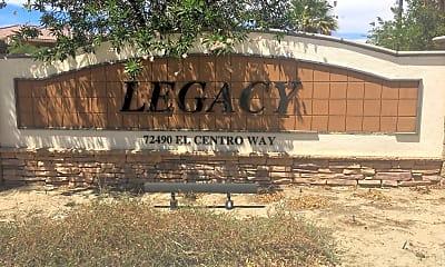 Legacy, 1