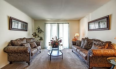 Living Room, Willow Bend, 1