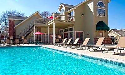 Pool, Villas at LeBlanc Park, 1