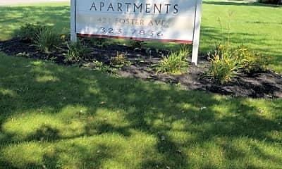 Foster Garden Apartments, 1