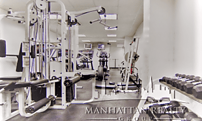 Fitness Weight Room, 155 E 39th St, 2