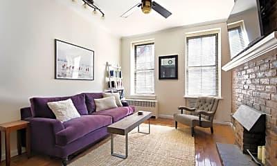 Living Room, 221 W 21st St, 0