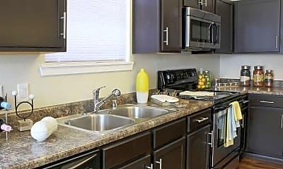 Kitchen, Park Hill 4000, 1