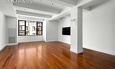 Living Room, 43 W 64th St 6-C, 1