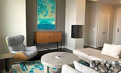 Living Room, 180 Kellogg Blvd 1501, 0